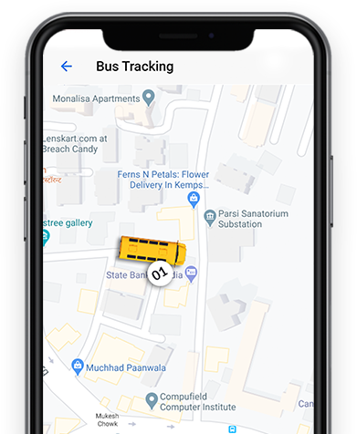 IsEqualTo Bus Tracking Feature